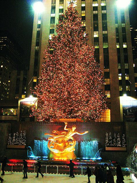 rockefeller tree new york it has always been a dream of mine to see
