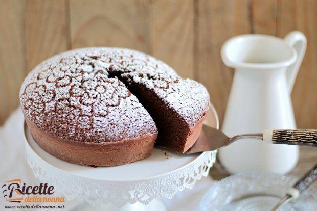 Photo of Torta al latte caldo e cacao | Ricette della Nonna