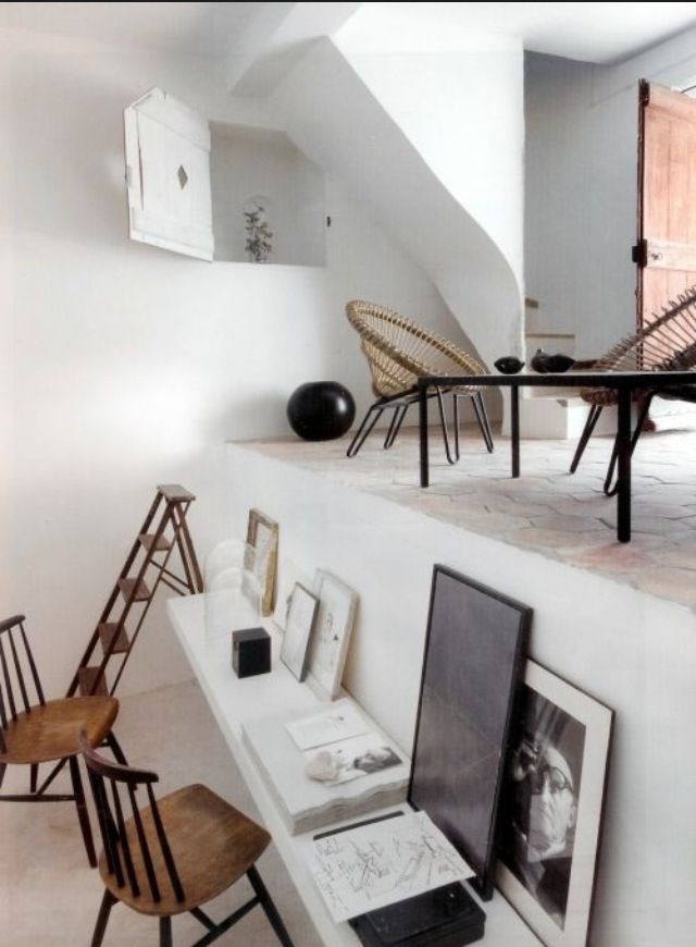Studio loft. I like how it's only accessible by a moveable ladder. It's very removed... but still accessible.  카지노베이 yogi14.com 카지노베이
