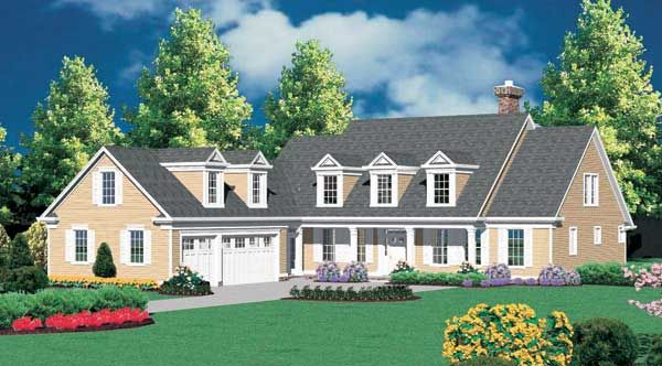 17 Best images about Cape cod house plans on Pinterest House