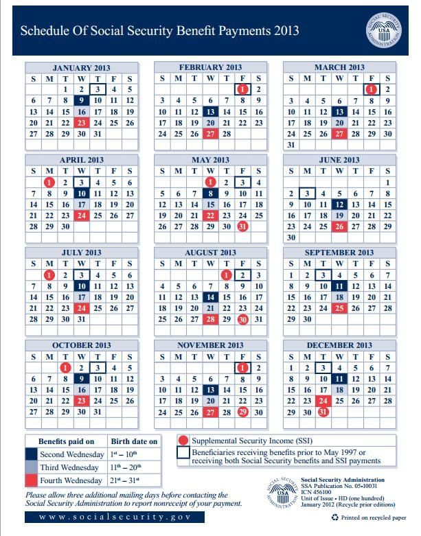 Social Security Benefits Calendar Calendar 2015 Social Security Disability Benefits Social Security Benefits Social Security