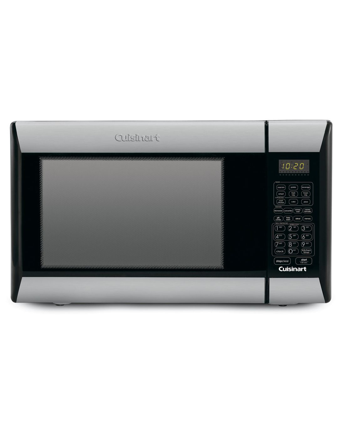 Cuisinart cmw200 microwave oven convection grill
