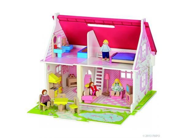 PAPO - 61103 - Flower small Cottage