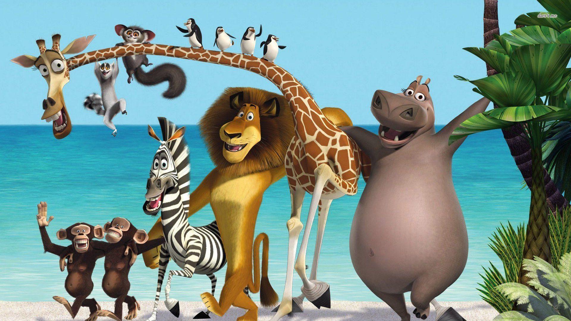 Toque De Chamada Madagascar 275 51 Kb Baixar Gratis Agora Mesmo
