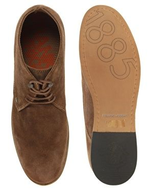 Enlarge Frank Wright Chukka Boots | Boots, Shoe boots, Mens