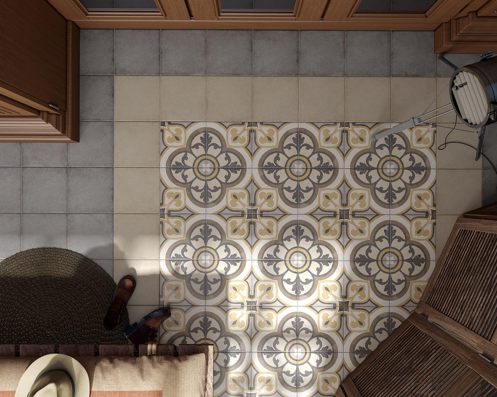 Colección Art Nouveau  Deco maison ancienne, Carreaux ciment