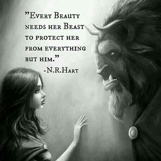 29 Beauty And The Beast Quotes Beast Quotes Disney Quotes