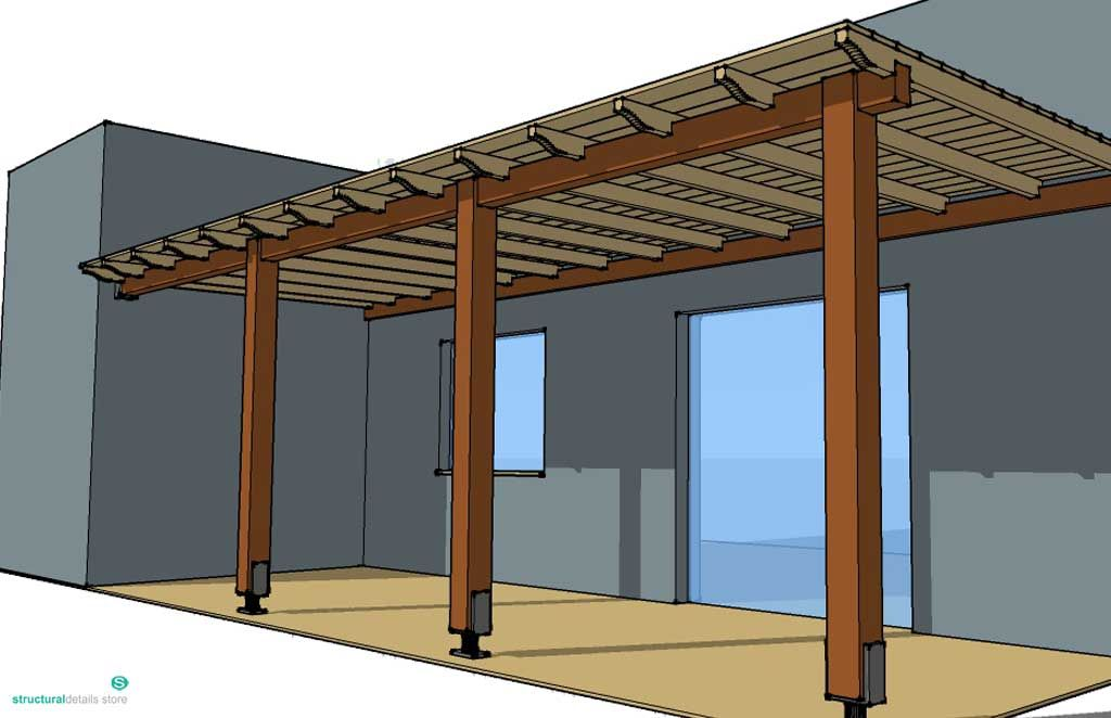 Simple Timber Pergola Complete Solution Details For Veranda Patio Porch Pergola Timber Pergola Patio