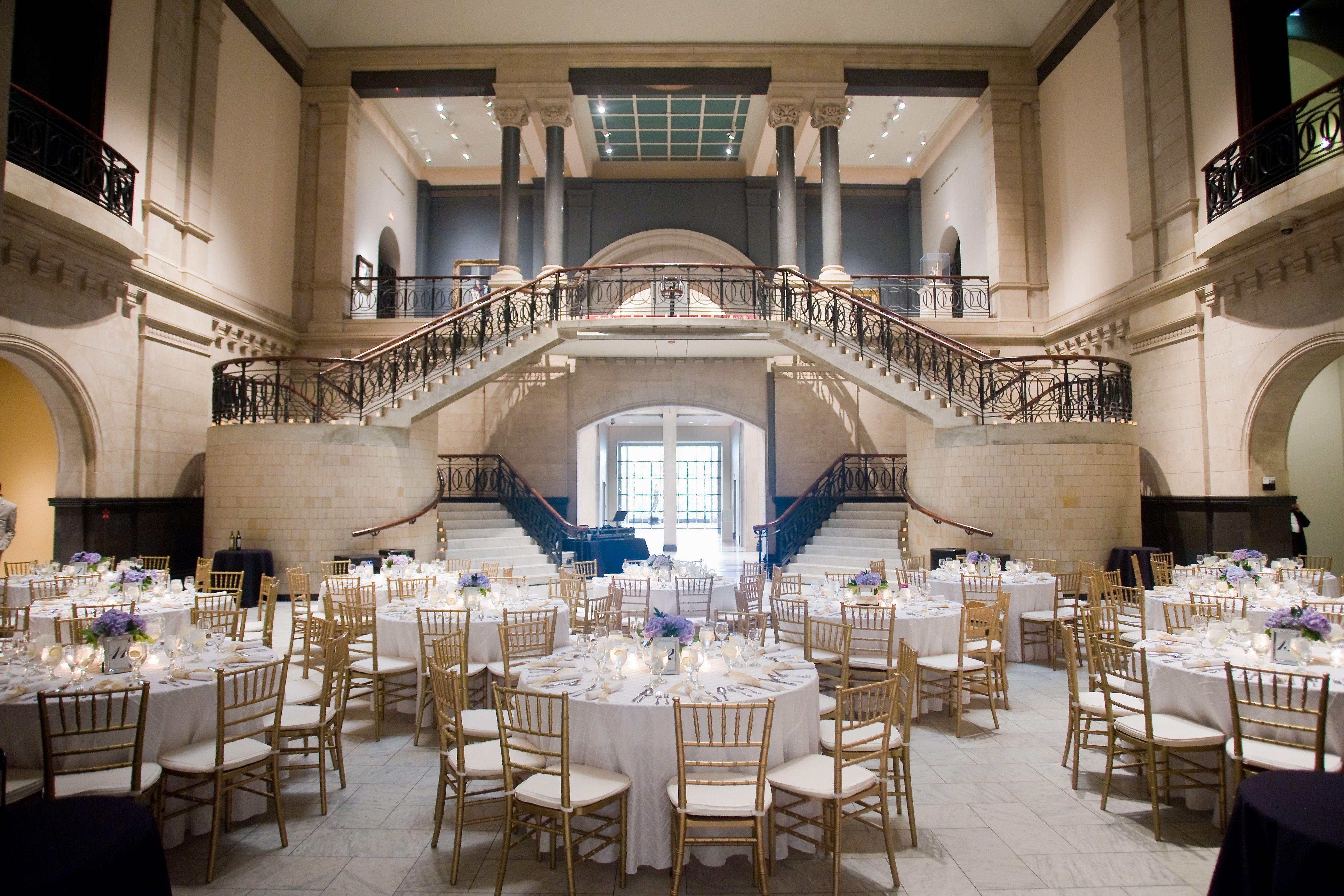 Essa Torch Events Essatorch Cincinnati Art Museum Wedding