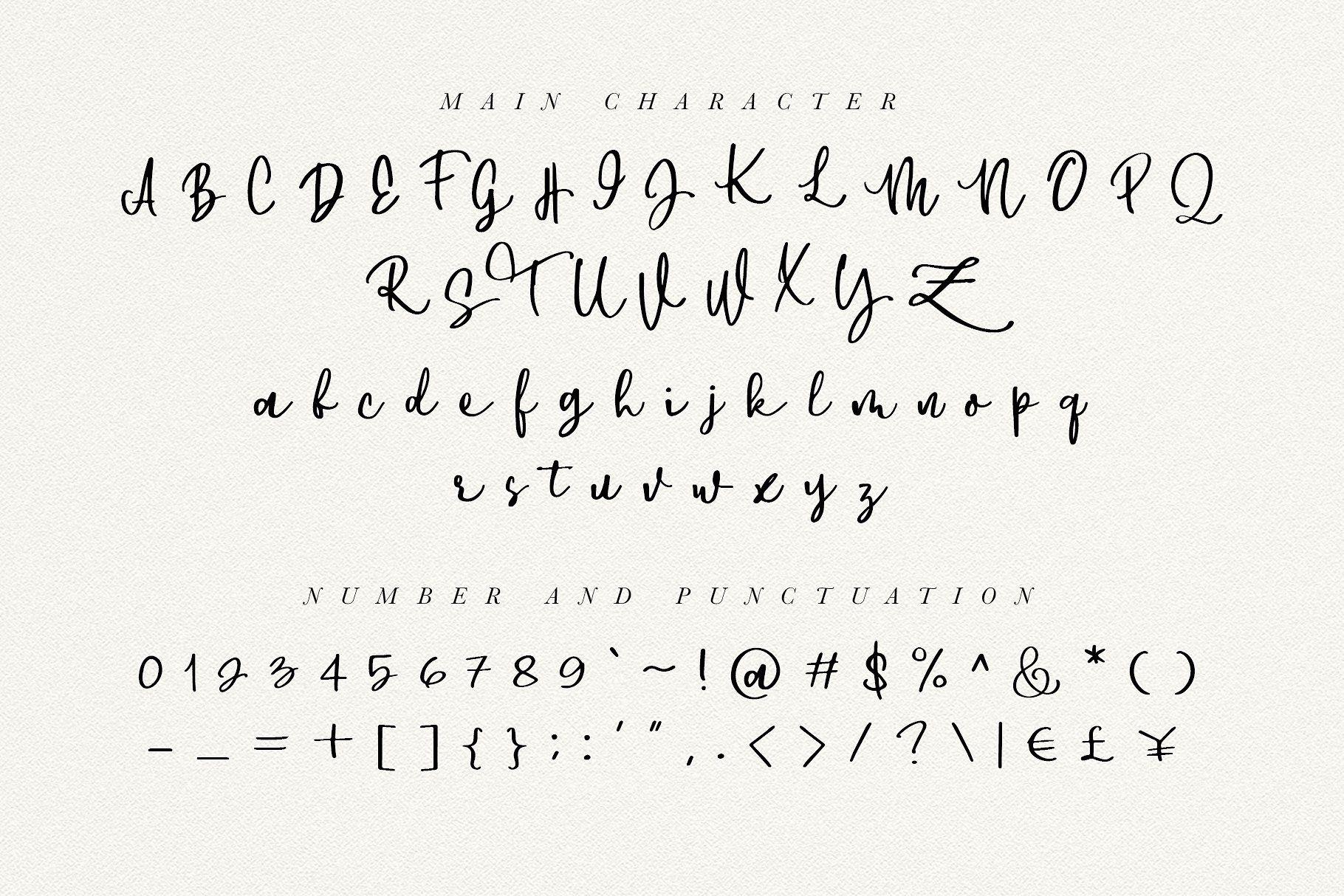 Downtown Handwriting Script Font Fonts Script fonts