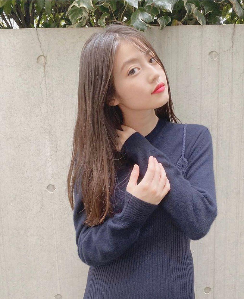 今田 美桜 鼻