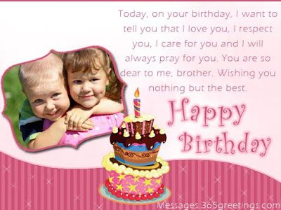 Birthday Cards For Sister From Brother ~ Happybirthdaywishesforbrotherformsisterfacebook g