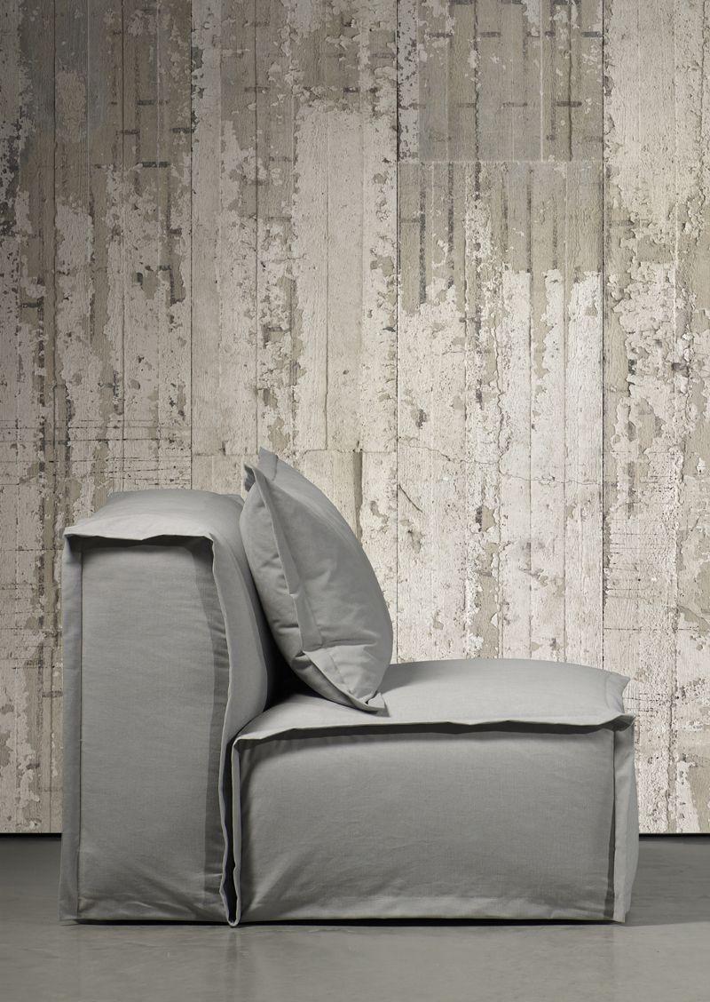 Quer uma parede de concreto no estilo industrial agora for Paredes estilo industrial