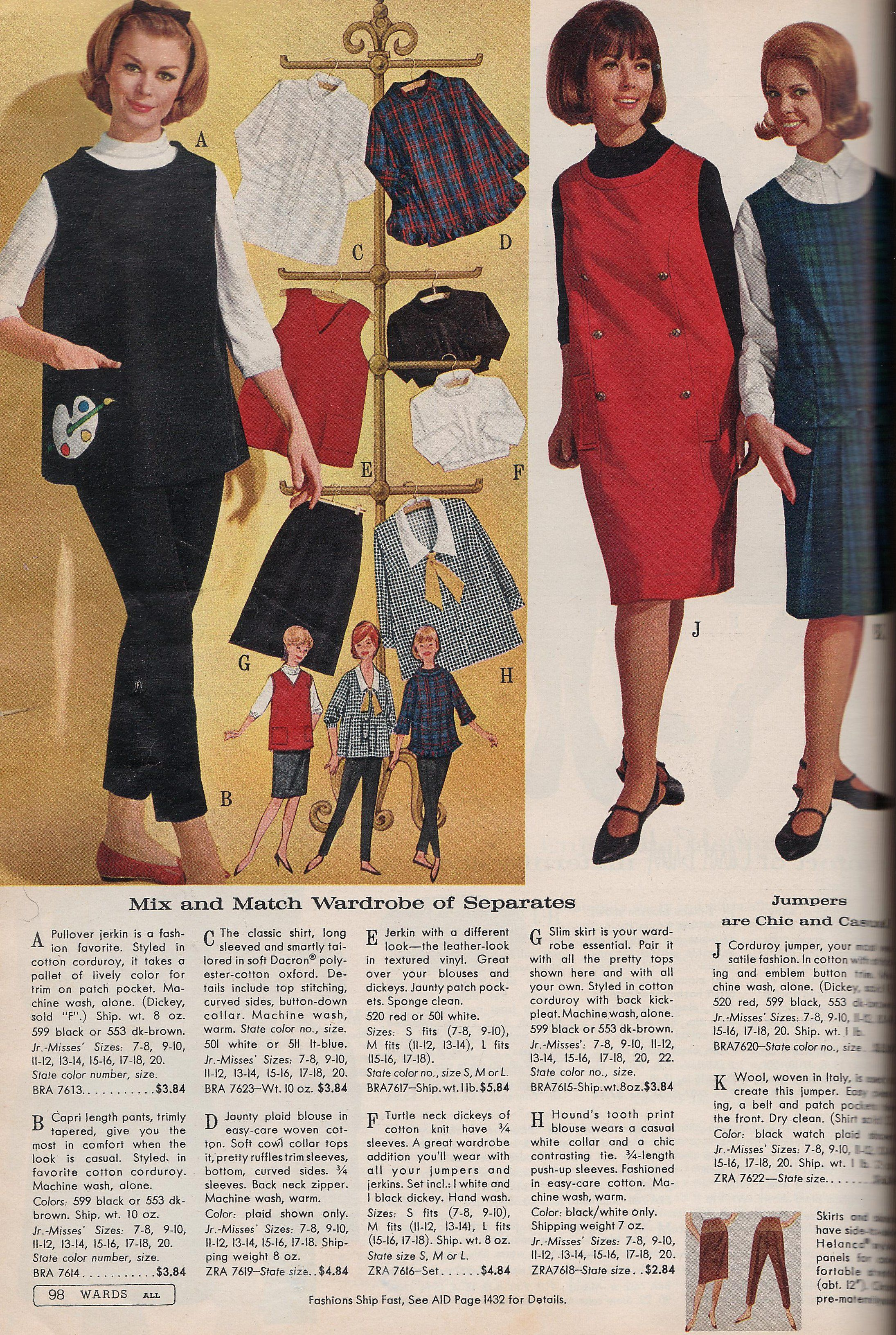 Fashion mail order catalogs 9