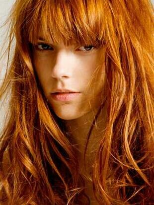 Love this! Red hair