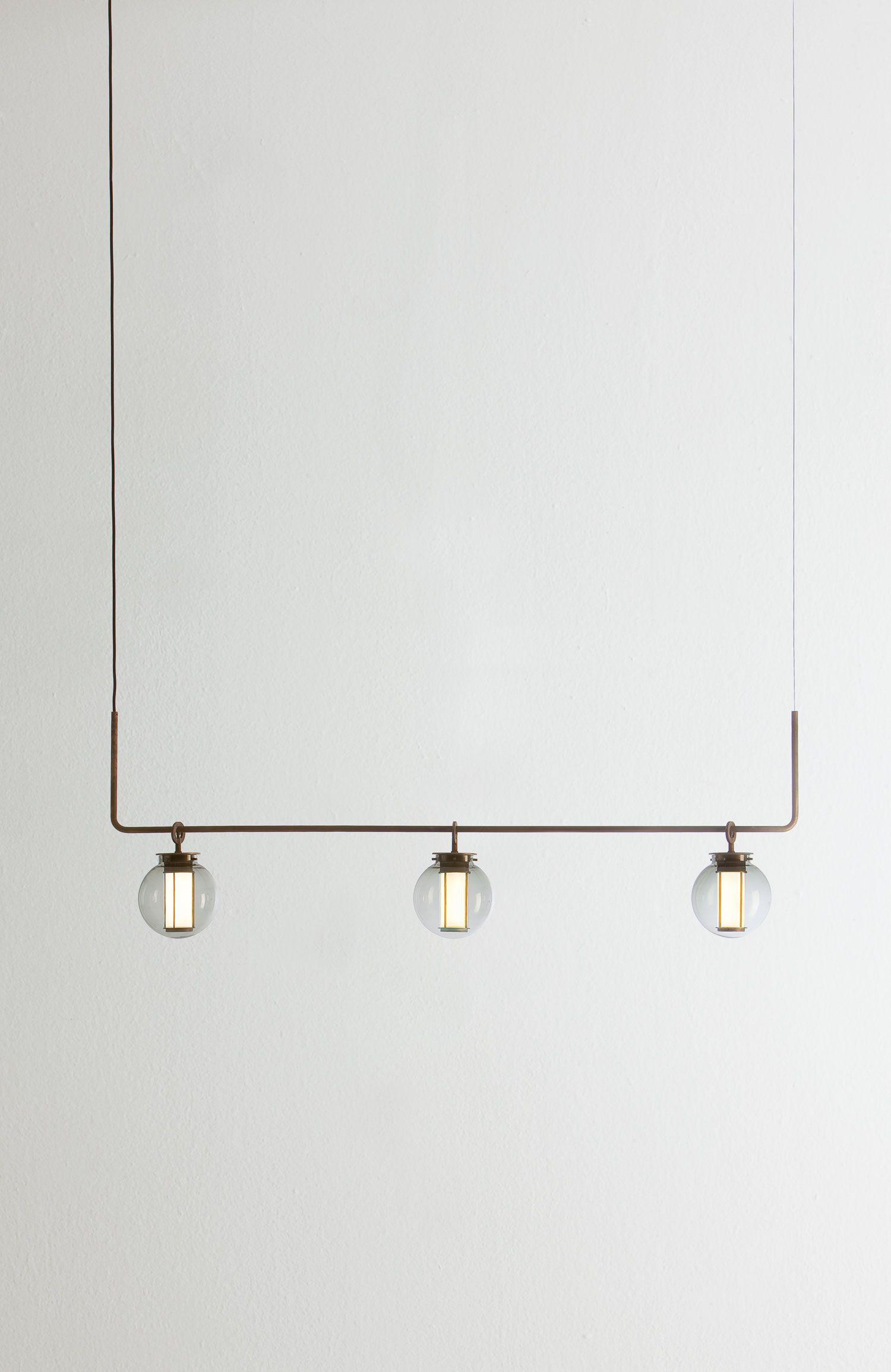 Parachilnaus new lighting collection by neri u hu collection