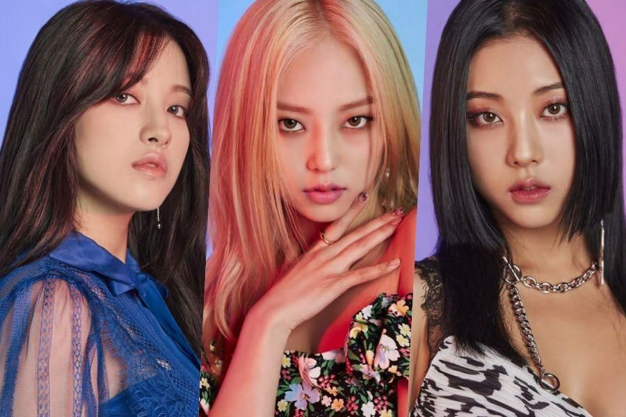 CLC's Seunghee, Yeeun, And Seungyeon To Make Acting Debuts In Upcoming Horror Web Film