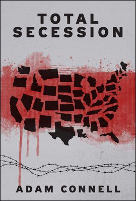 Another retro review. This one is from December 20, 2012, and the book itself came to me from the author via LibraryThing. Review: Total Secession, Adam Connell, 2012. If you're wanting Conne…