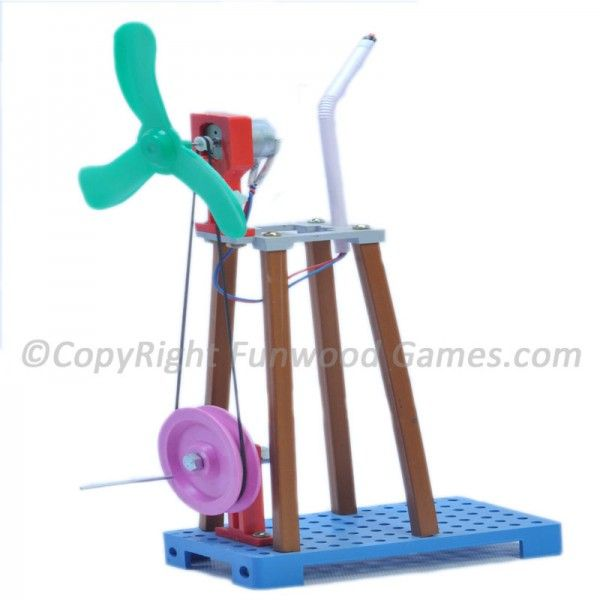 Wind mill is a mechanical device where the power of nature is used students do it yourself manual wind mill educational set funwood games solutioingenieria Images
