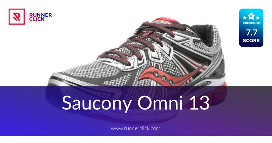 saucony omni 16 review runner's world