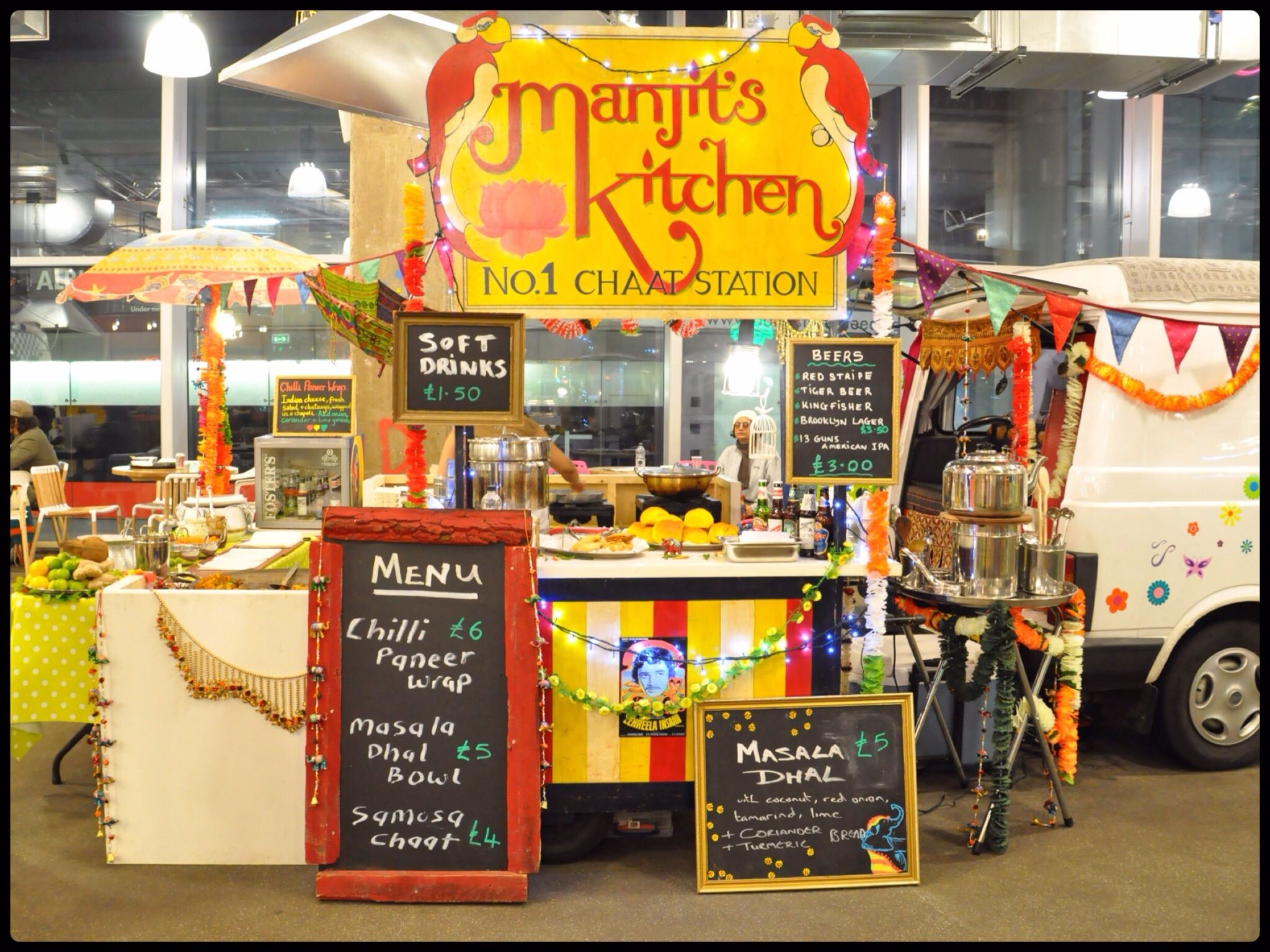 Decoration Fast Food Food Stall Merchandising Ideas In 2019 Food Stall