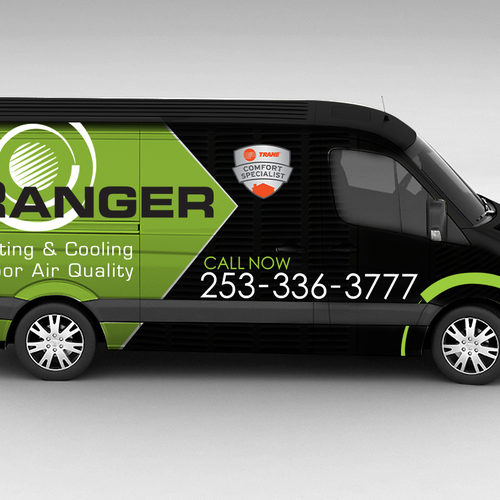 Truck Wrap And Branding For Union Nj Based Hvac And Plumbing