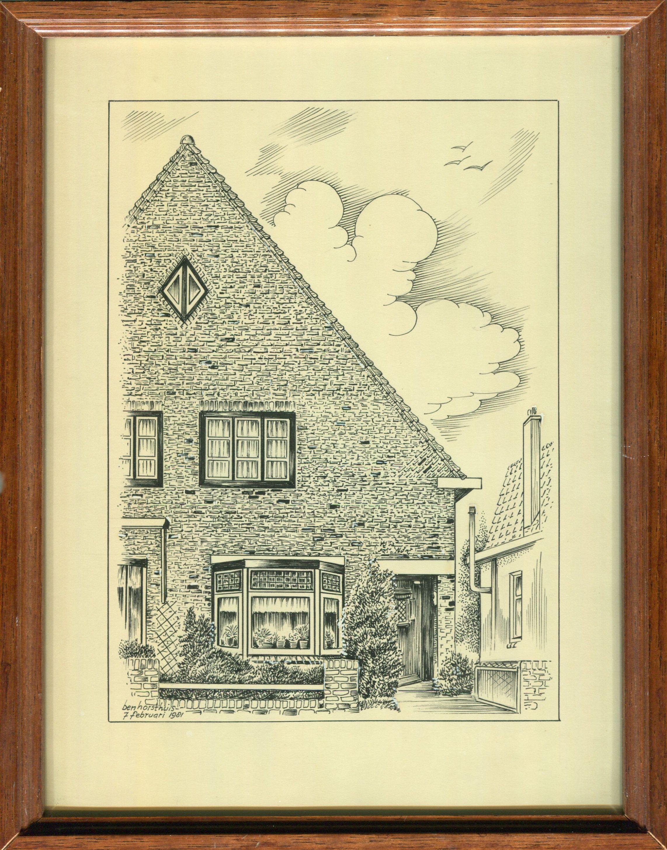 Pin Van Annemieke Houtzager Op Ben Horsthuis