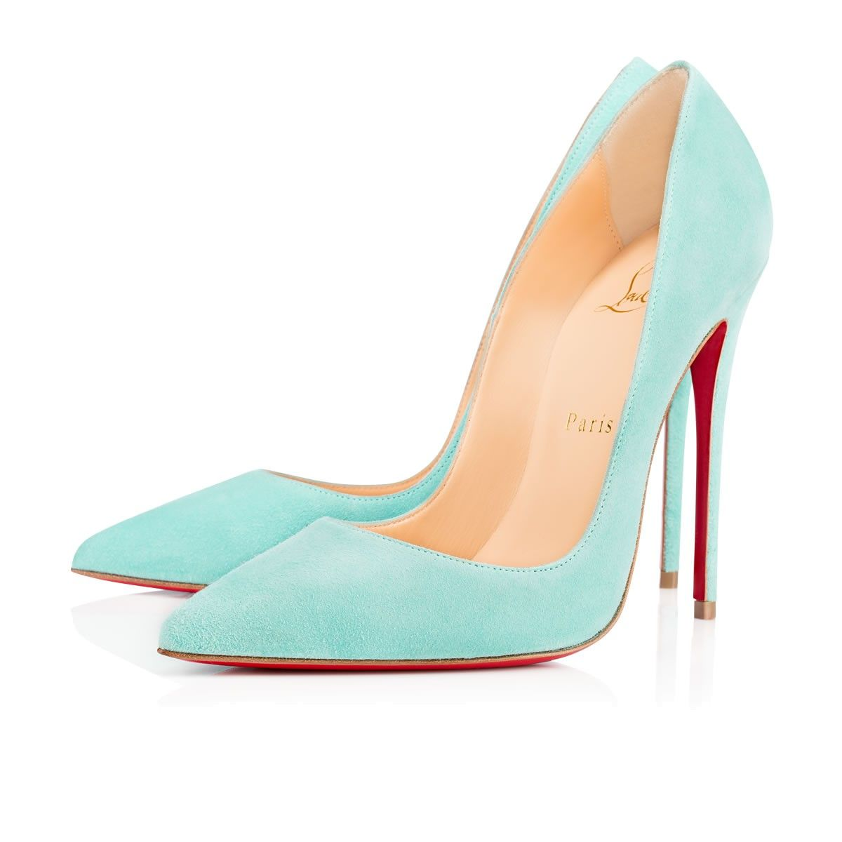 pretty nice 75005 e8746 CHRISTIAN LOUBOUTIN So Kate 120mm Source Suede ...