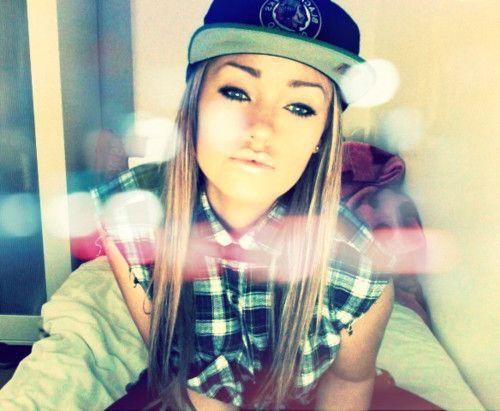 White Girl SWAG