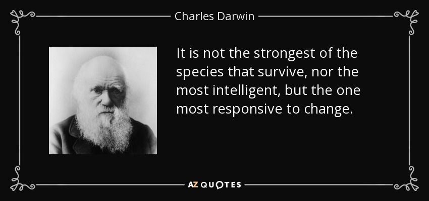 TOP 25 CHARLES DARWIN QUOTES ON EVOLUTION & NATURE | Charles ...