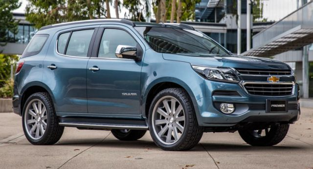 Chevrolet Trailblazer Ltz 2019 Chevrolet Trailblazer