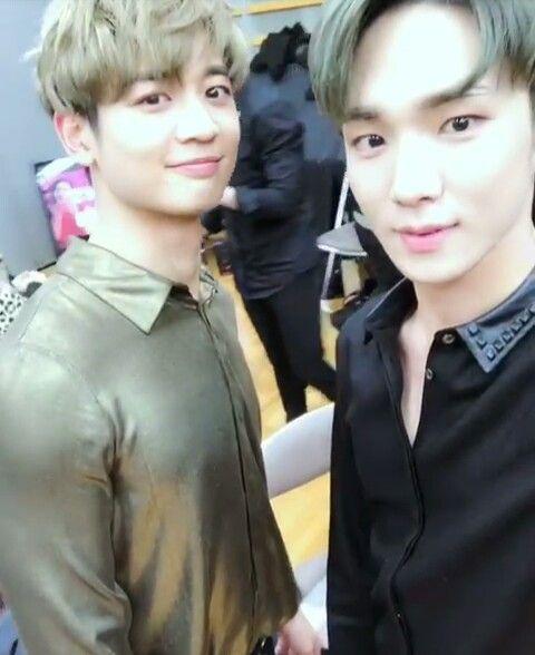 Minho + Key