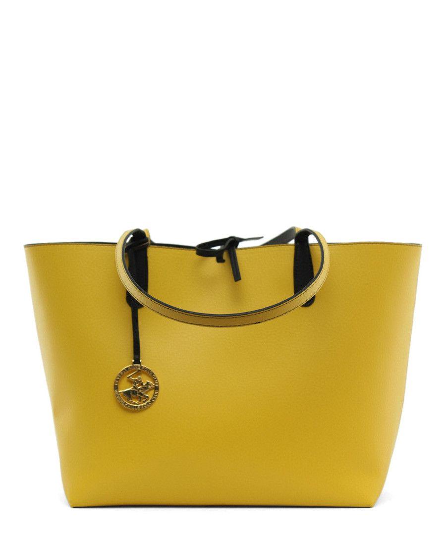 e8e3e98c3789 2pc yellow shoulder bag & insert set - Beverly Hills Polo Club ...