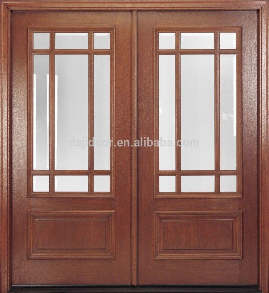 Solid Wood Double Glazed Doors Httpcommedesgarconsmademoiselle