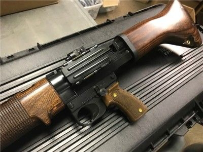 Smith Mfg FG42 U S made clone of the infamous German FG42, a