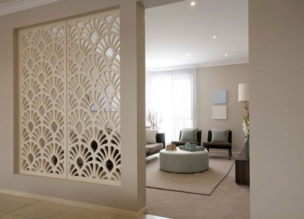 How Wall Parions Divide Your Home In Harmony
