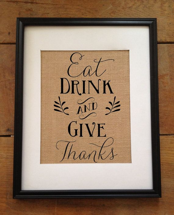 Eat, Drink, And Give Thanks This Holiday Season! Current