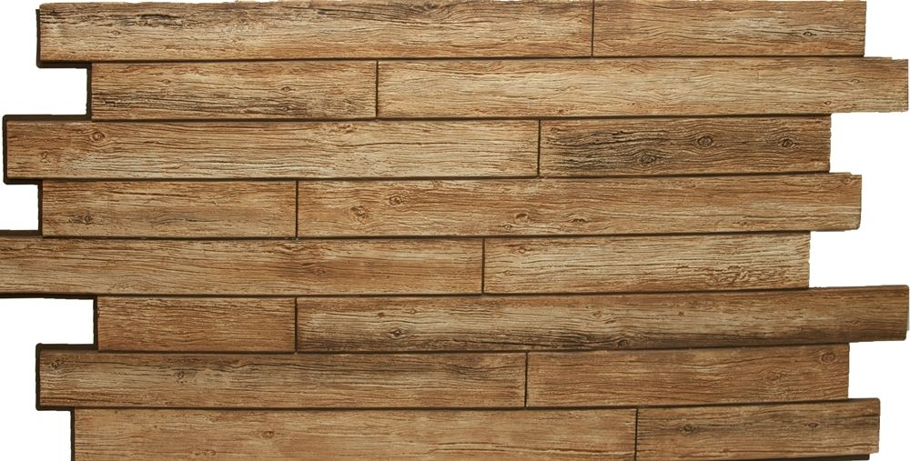 Urestone Weathered Wood Tongue And Groove Replications Unlimited Faux Stone Sheets Wood Weathered Wood Faux Stone Sheets