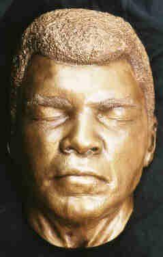 Muhammad Ali Life Mask