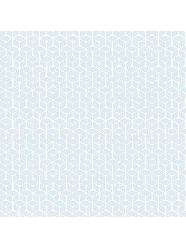 papier peint nelio bleu aquatique scandinave graham brown deco pinterest hojas. Black Bedroom Furniture Sets. Home Design Ideas
