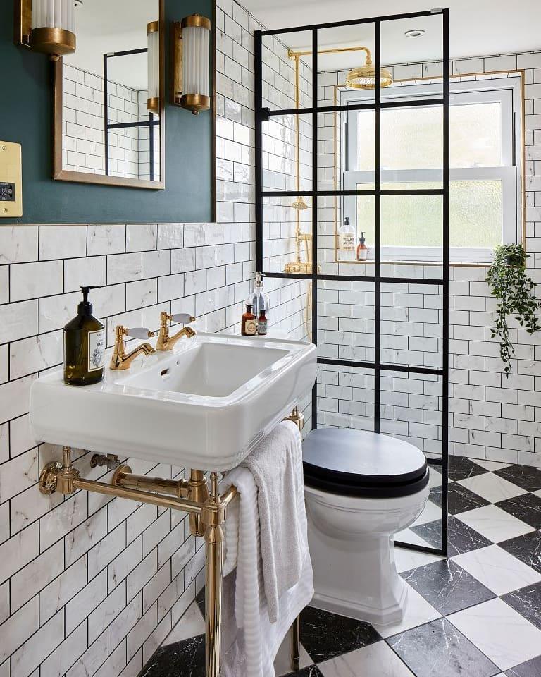 Instagram In 2020 Bathroom Design Small Ensuite Shower Room Bathroom Interior Design
