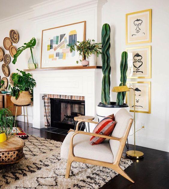 Amanda Carol Interiors White Base Colors Can: Modern Floor Lamp On Marble Base