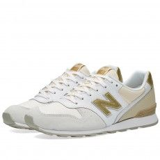 new balance 996 white gold