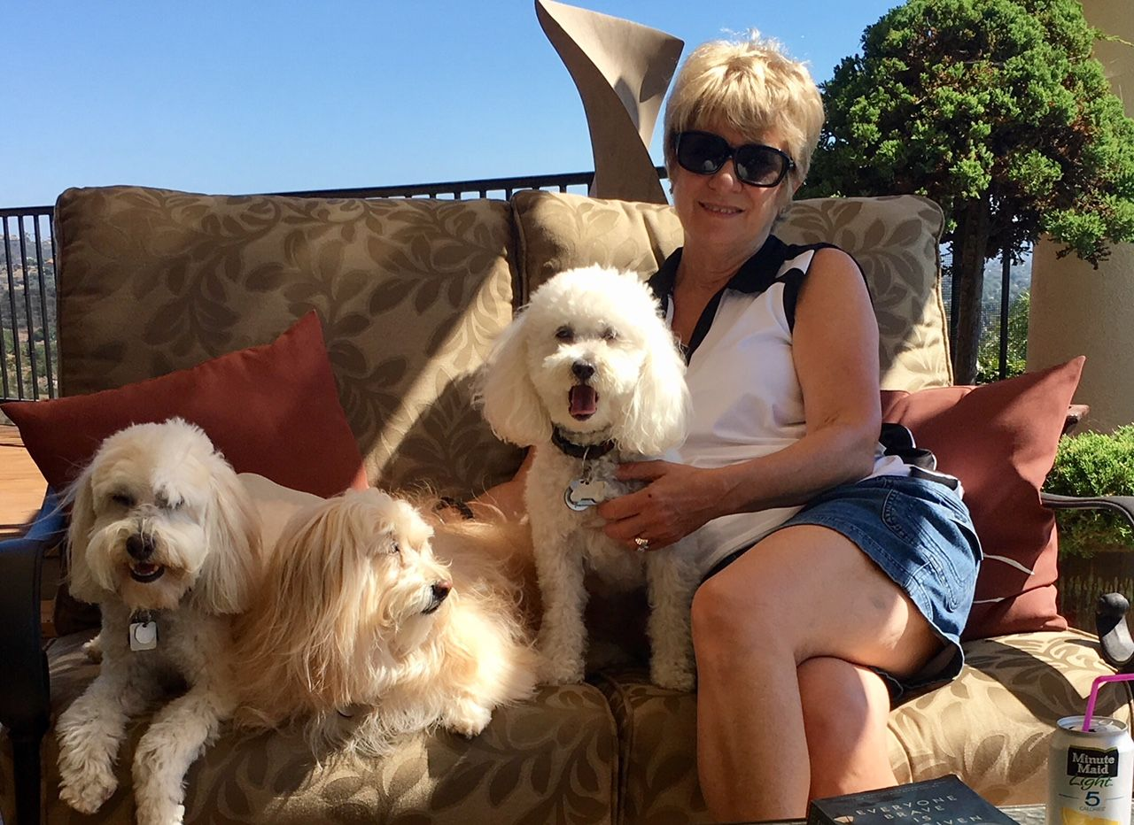 Vista resident pays it forward by helping animalrescue