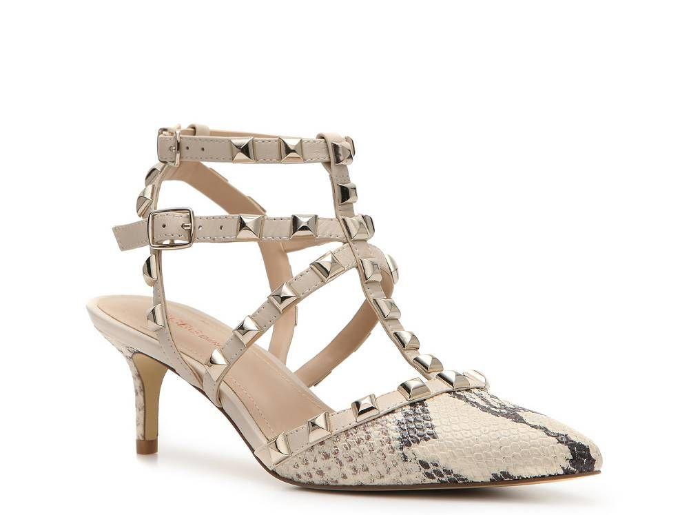 1c9e94817fa BCBGeneration Niro Pump   DSW   Wardrobe   Shoes, Kitten heels ...