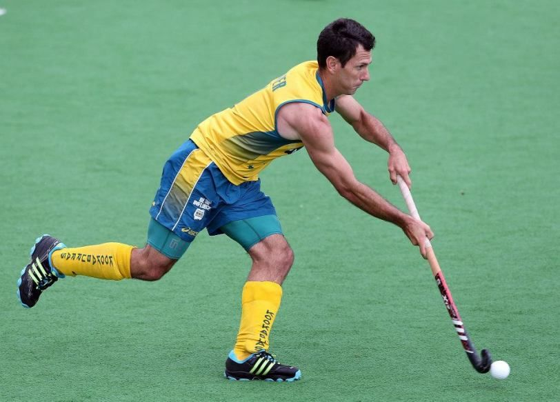 Jamie Dwyer Of Australia Was One Of The Nominees For Player Of The Year Field Hockey Hockey World Mens Field Hockey