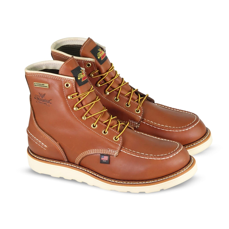 Thorogood American Heritage Men S Waterproof Slip Resistant Work Boots Heritage Men Thorogood American