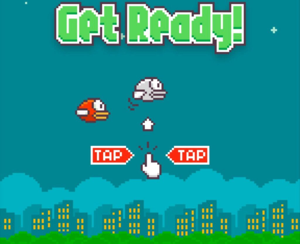 Flappy #Bird Review: An Addictive Touch #Game With Simple Rule - Awalkonda.com
