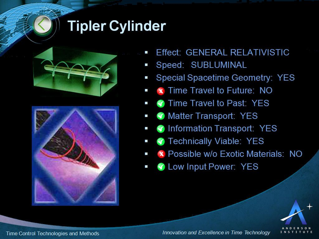 Image result for tipler cylinder