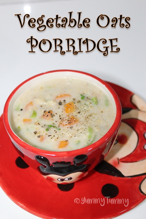 Vegetable Oats Porridge Recipe Veg Oatmeal Recipe Recipe Porridge Recipes Delicious Soup Recipes